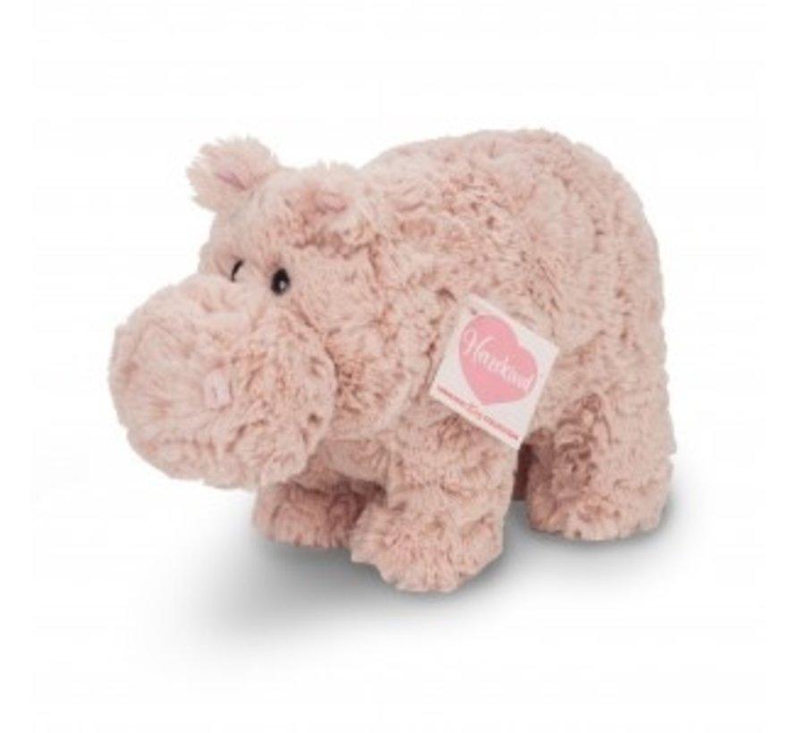 Knuffel Nijlpaard Mr. Muffin
