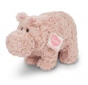 Hermann Teddy Stuffed Animal Hippopotamus Mr. Muffin