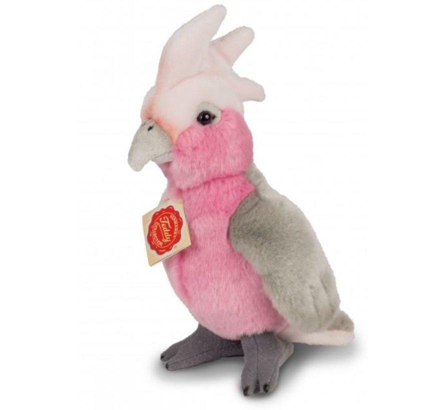 Knuffel Roze Kaketoe