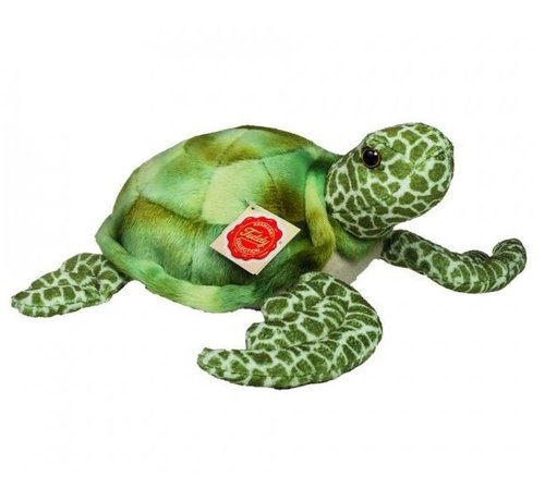 Hermann Teddy Knuffel Waterschildpad