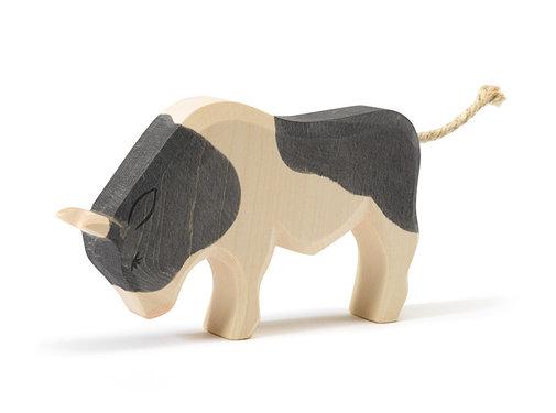 Ostheimer Stier Zwart Gevlekt 11041