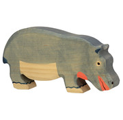 Holztiger Hippopotamus 80161