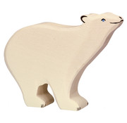 Holztiger Polar Bear 80206