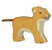 Holztiger Leeuw Welp 80141