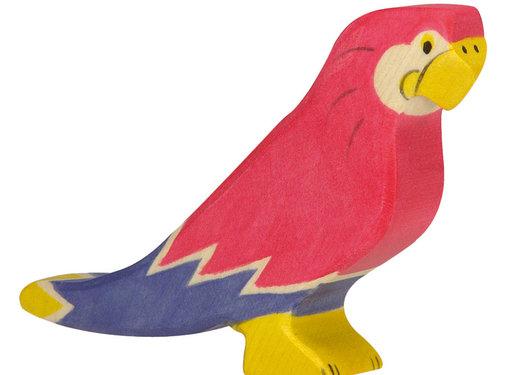 Holztiger Papegaai 80178