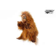 Hansa Knuffel Handpop Orang Oetan