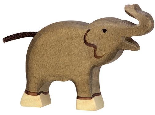 Holztiger Elephant 80150