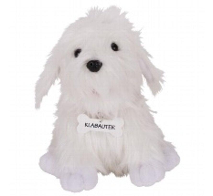 Knuffel Handpop Hond