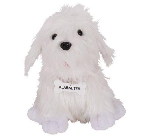 GOKI Knuffel Handpop Hond