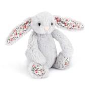 Jellycat Knuffel Konijn Blossom Silver Bunny Baby