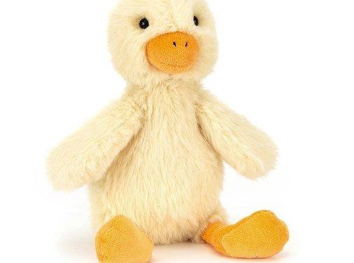 Jellycat Knuffel Kuiken Nibbles Chick