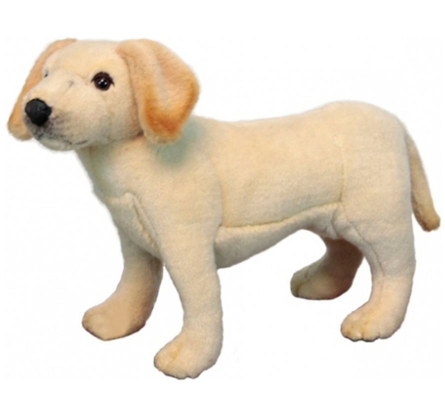 Knuffel Pluche Hond Labrador Pup