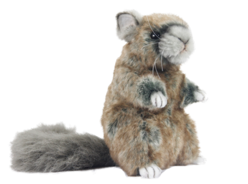Hansa Knuffel Chinchilla
