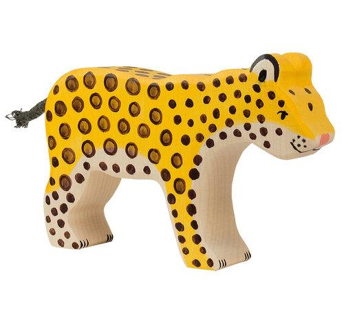 Holztiger Leopard 80566
