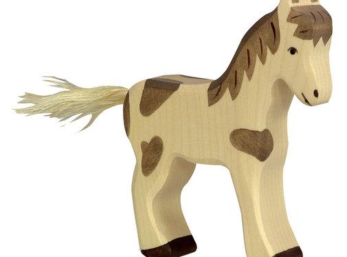Holztiger Paard Veulen 80043