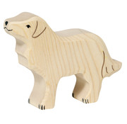 Holztiger Hond Golden Retriever 80357