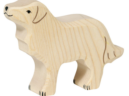 Holztiger Dog Golden Retriever 80357