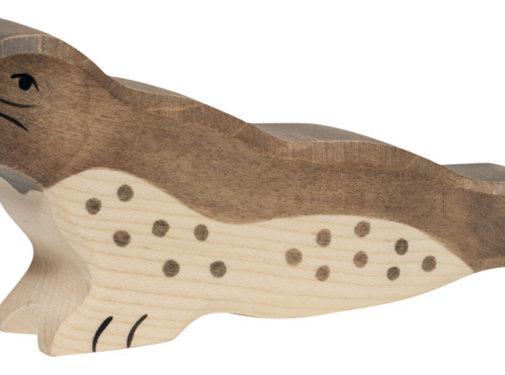 Holztiger Zeehond 80350