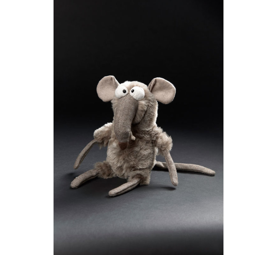 Knuffel Muis Quick & Dirty Mouse BeastsTown
