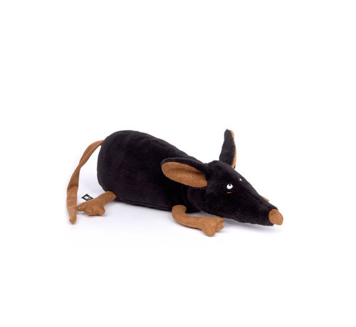 sigikid Knuffel Rat Luxury Lux BeastsTown
