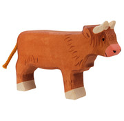 Holztiger Koe Schotse Hooglander 80556