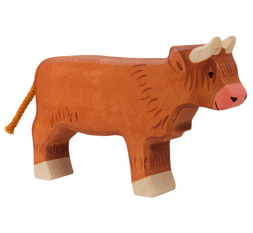 Holztiger Cow Scottish Highlander80556