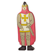 Holztiger Knight Rode Mantel 80244