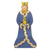 Holztiger Koning Blauw 80237
