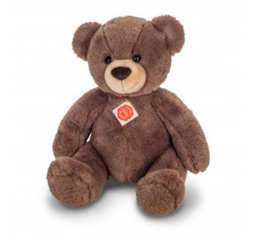 Hermann Teddy Knuffel Teddybeer Chocoladebruin