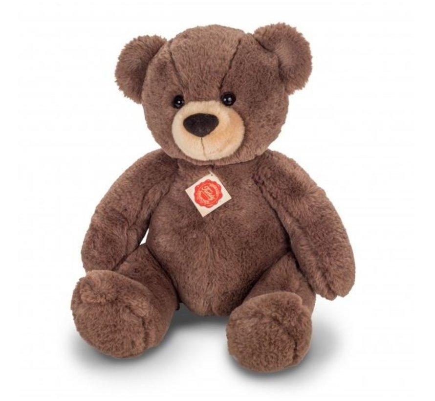 Knuffel Teddybeer Chocoladebruin