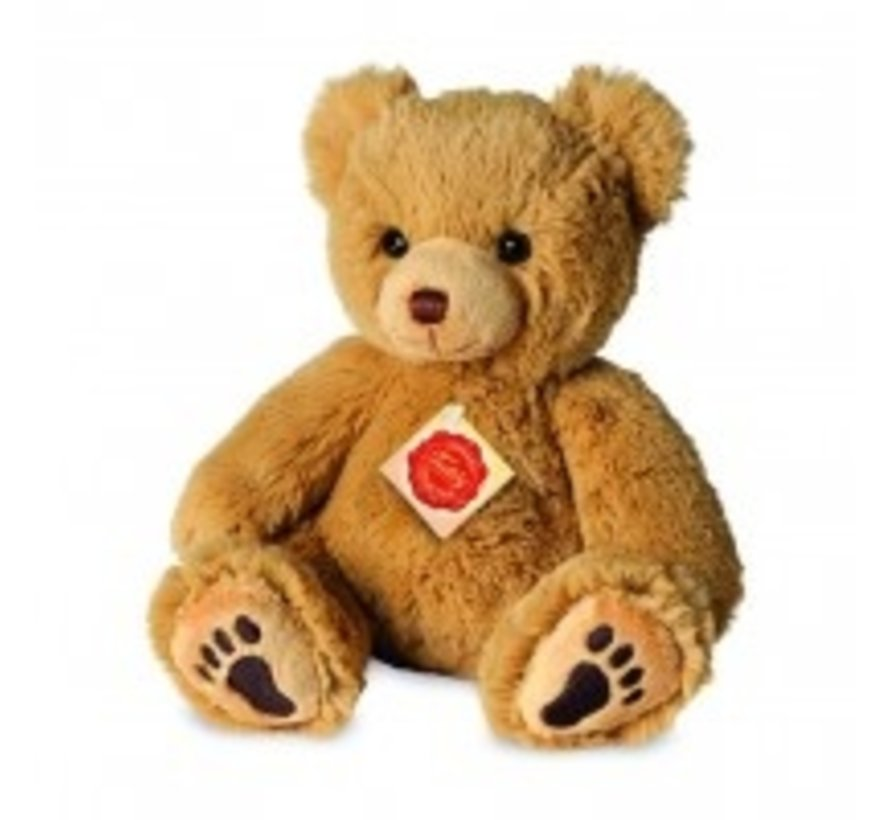 Knuffel Teddybeer Goud