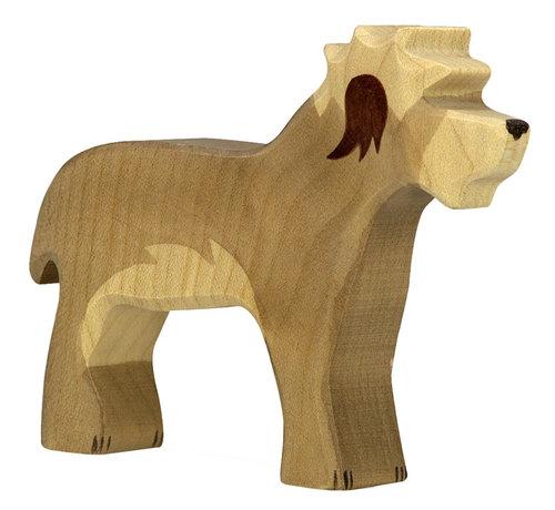 Holztiger Hond Bobtail 80061