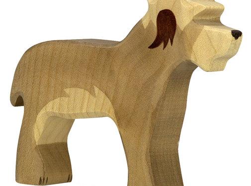 Holztiger Dog Bobtail 80061