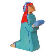 Holztiger Balthasar 3 Wise Men Christmas 80295