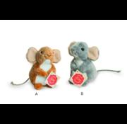 Hermann Teddy Stuffed Animal Mouse