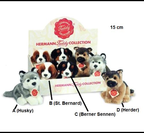 Hermann Teddy Stuffed Animal Dog