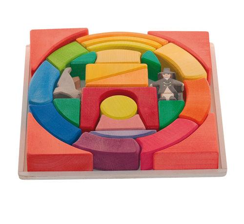 Ostheimer Block Box Rainbow Circus