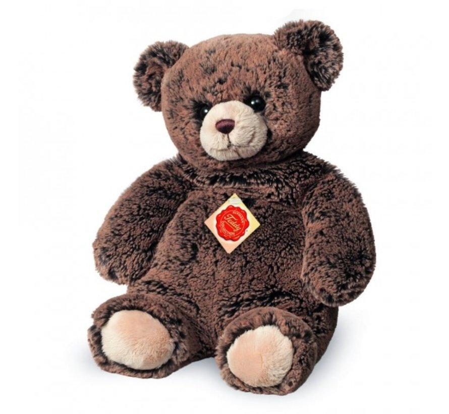 Knuffel Teddybeer Donkerbruin
