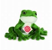 Hermann Teddy Stuffed Animal Frog