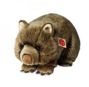 Hermann Teddy Stuffed Animal Wombat