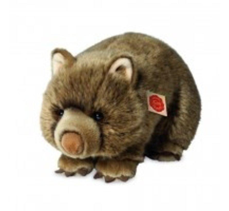 Knuffel Wombat