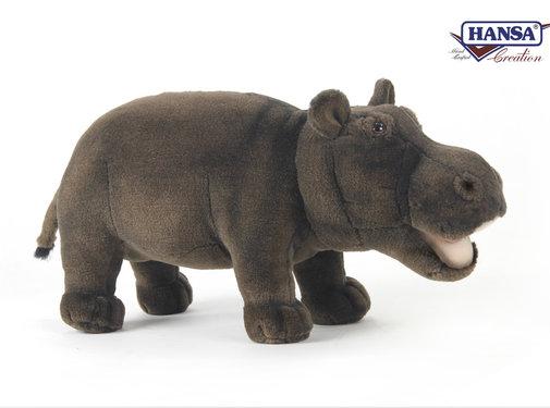 Hansa Knuffel Pluche Nijlpaard