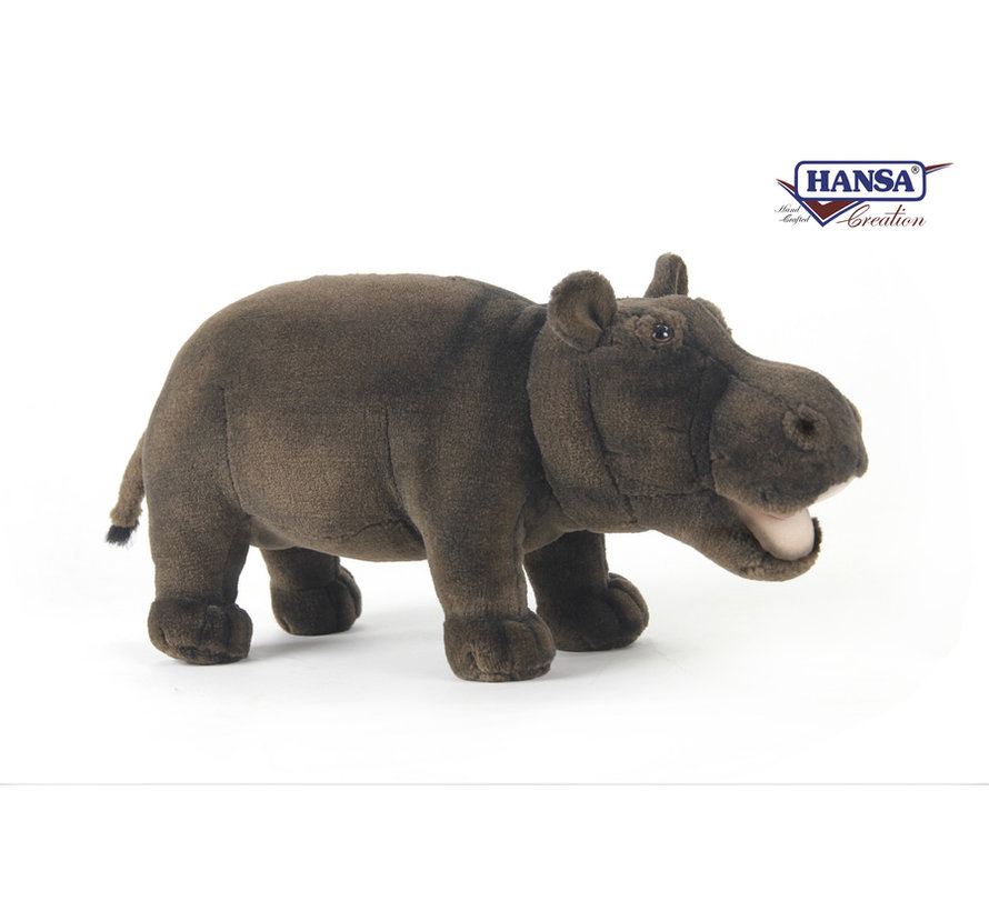 Knuffel Pluche Nijlpaard