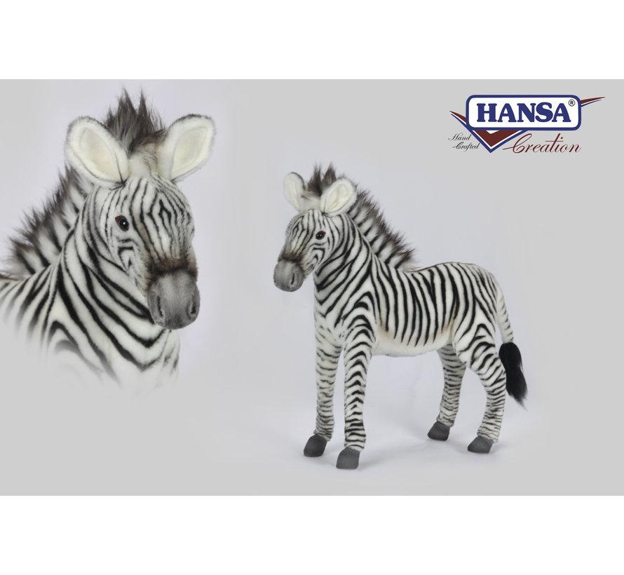 Knuffel Pluche Zebra