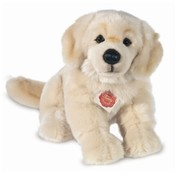 Hermann Teddy Knuffel Hond Golden Retriever