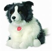 Hermann Teddy Stuffed Animal Dog Border Collie