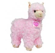 Hermann Teddy Stuffed Animal Llama Rosi