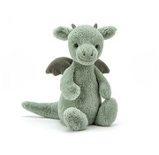 Jellycat Knuffel Draak Bashful Dragon Medium