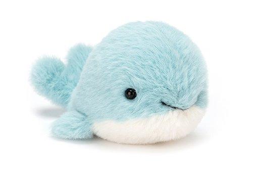 Jellycat Knuffel Walvis Fluffy Whale