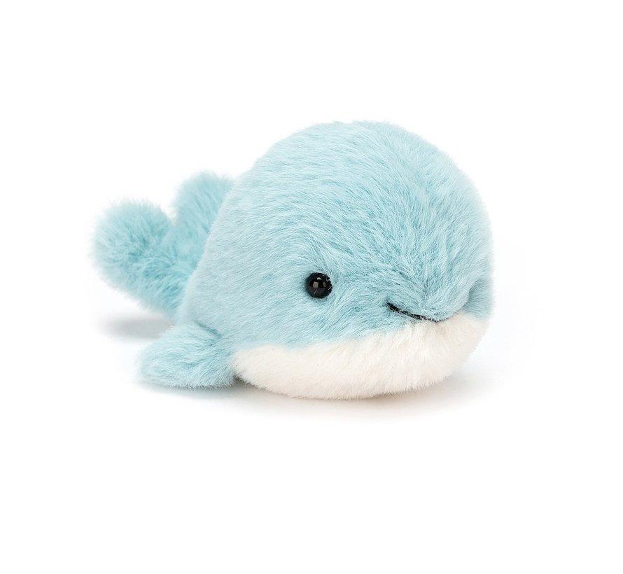 Knuffel Walvis Fluffy Whale